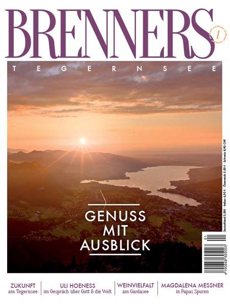 Brenners Freihaus Magazin Nr. 1