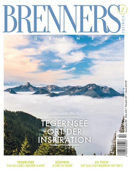 Brenners Freihaus Magazin Nr. 2