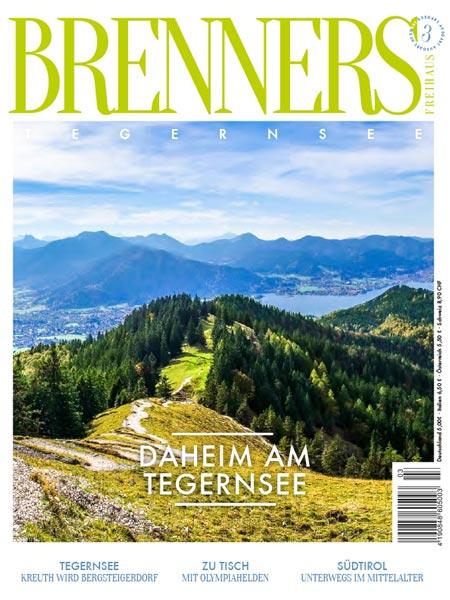 Brenners Freihaus Magazin Nr. 3