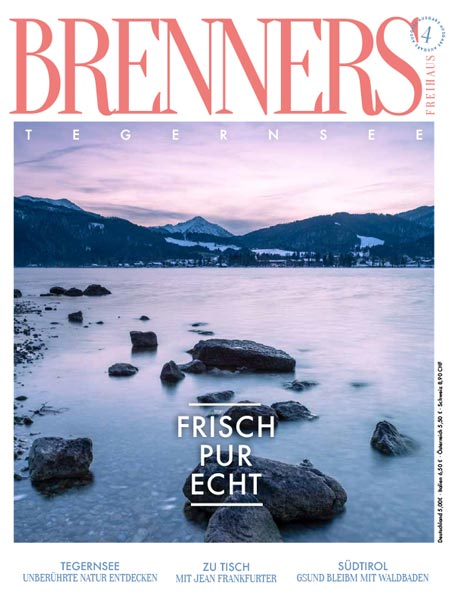 Brenners Freihaus Magazin Nr. 4