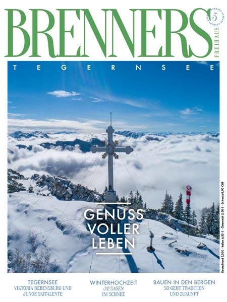 Brenners Freihaus Magazin Nr. 5
