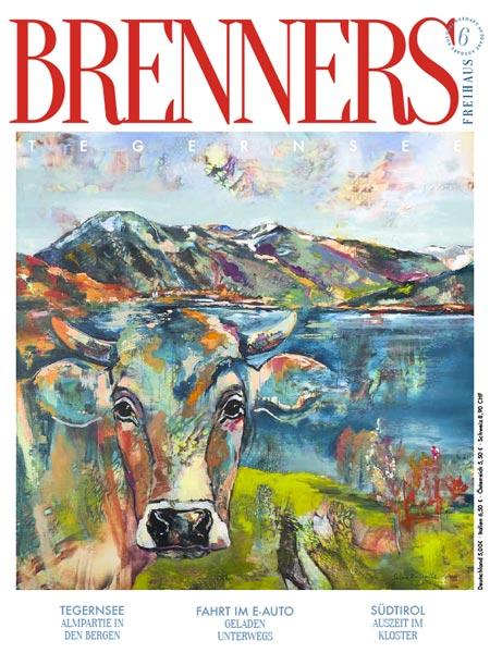 Brenners Freihaus Magazin Nr. 6